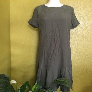 NWT Gap Dress Olive Green Size Medium